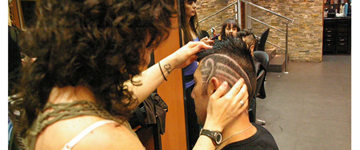 Nos adentramos en la técnica del Hair Tatoo