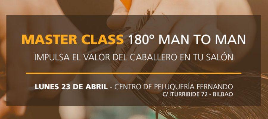 Master Class – 180º Man To Man