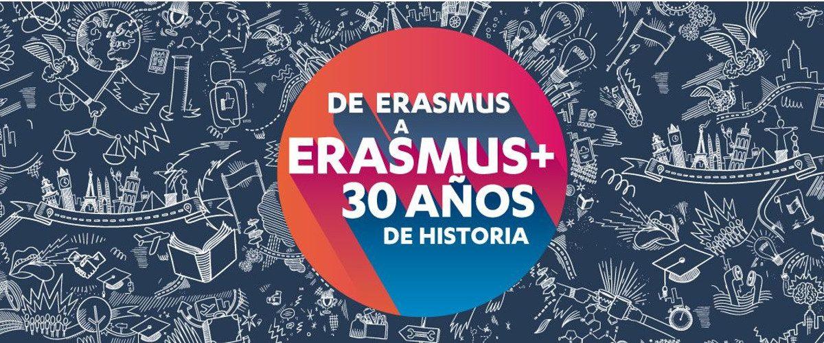 Llega el programa Erasmus +