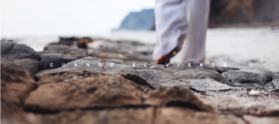 Estreno en Bilbao del cortometraje «Cuando el Viento»