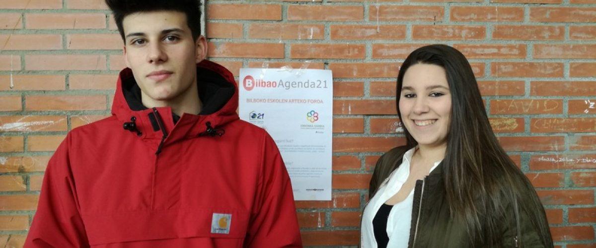 Centro Fernando participamos en el Foro Interescolar de Agenda 21 Escolar