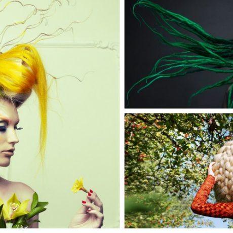Curso de posticería, la rama artística de la peluquería.