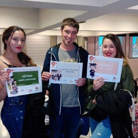 Kale Dor Kayiko premia a tres alumnas del centro