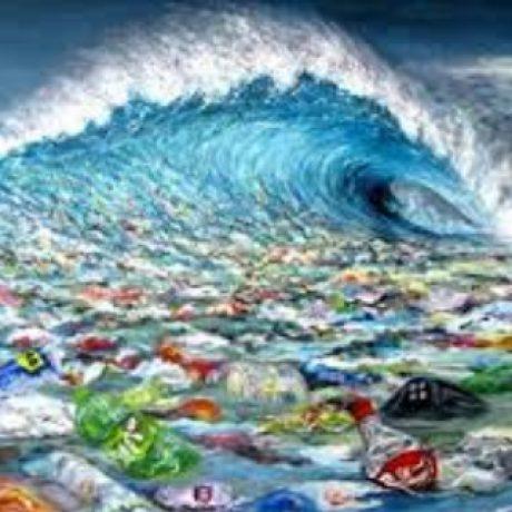 Uso del plástico en el centro