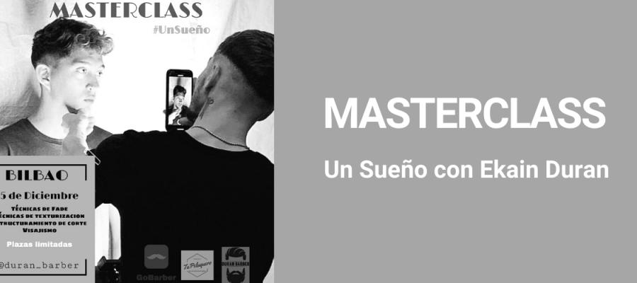 Masterclass Un Sueño de Ekain Durán en Centro Fernando